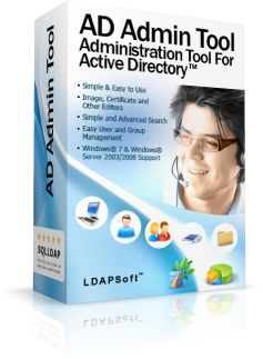 Active Directory Admin Tool